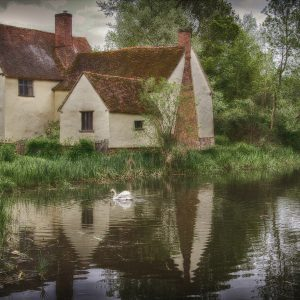 House by the River Stour by Sue Riley Score: 20