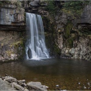 Thornton Force Ingleton by Mel Barnes Highly Commended in Landscape Section