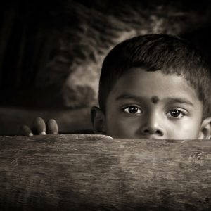 Little Shy Boy by Tracey McGovern Very Highly Commended in Portraits Section