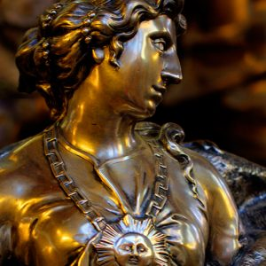 Statue Detail, St Vitus Church, Prague by Lesley Davidson Very Highly Commended in Record Digital