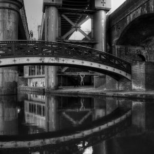 Hanging about in Castlefields by Sue Riley Score: 20