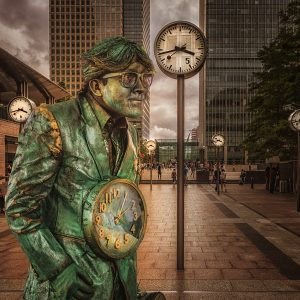 Wrong Time Right Place by Stuart Ogden, Winner Creative DPI