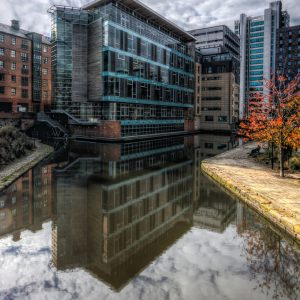 BDP Building Manchester by Jared Hull Very Highly Commended in Open Digital