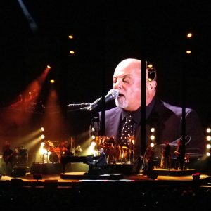 Billy Joel in Concert by John Riley Highly Commended in Open section