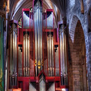 Organ Pipes, St Giles Cathedral by John Riley Score: 19