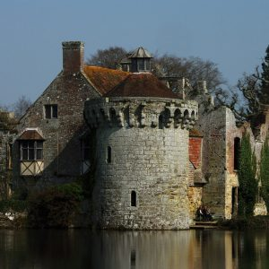 Scotney Castle by Sue Riley Score: 18