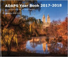 Buy the ADAPS 2017/ 2018 yearbook