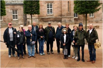 ADAPS at Lowther Castle 02 07 2017