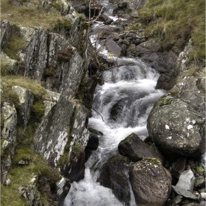Hayeswater Gill by Lesley Davidson, Scored 16