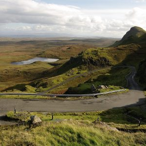 The Quiraing by John Riley, scored 19