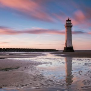 Last Light of Day, Perch Rock by John Chappell, scored 17