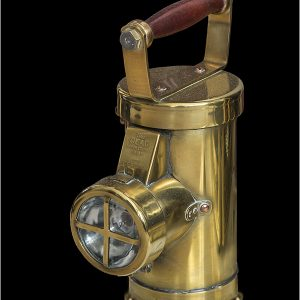 Ship's Inspection Lamp Manufactured by CEAG by Mel Barnes, Record Digital, 13, Very Highly Commended