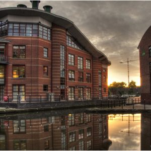 Castlefield by Sue Riley, Open Colour Print, Very Highly Commended
