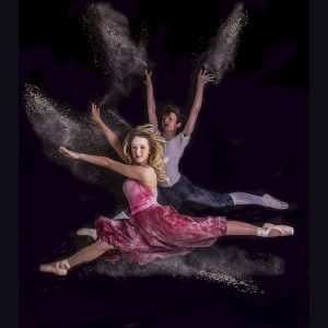 Flour Ballet by Stuart Ogden, Open Colour Digital, 13, Commended
