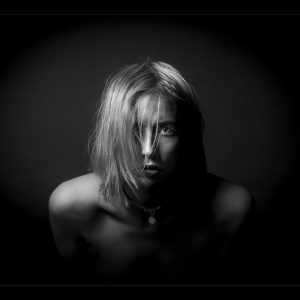 Kate by Chris Harrison, Open Monochrome Digital, 12, Commended