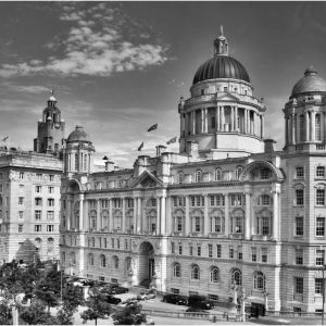 Liver Building by Graham Otty, scored 15
