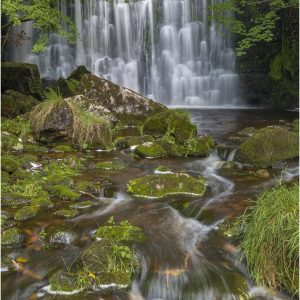Scale Haw Force, Yorkshire by John Chappell, scored 17