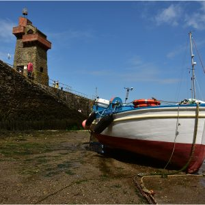 Lynmouth Harbour by Graham Otty, 14