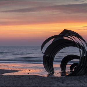 Melting (Mary's Shell Sunset) by John Chappell, 18