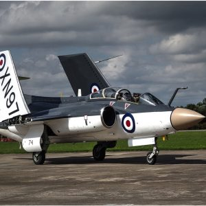 Blackburn Buccaneer by Sue Riley, Record, VHC