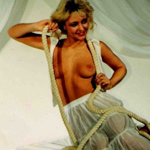 Joanne and Rope by Alasdair Field, 15