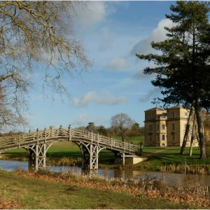 Croome Court and Chinese Bridge by Brian Hull, 15