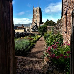 Dunster Castle Grounds by Lynn Godsell, 18