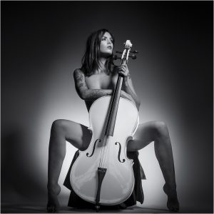 Jazz with Cello by Chris Harrison, 19