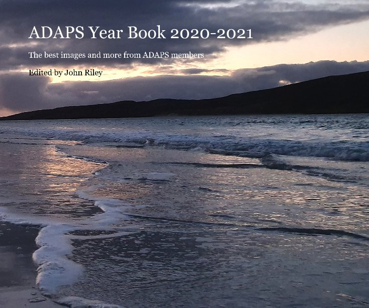 ADAPS Year Book 2020-2021 Published!