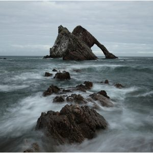 Bow Fiddle Rock by Sue Shaw, 19